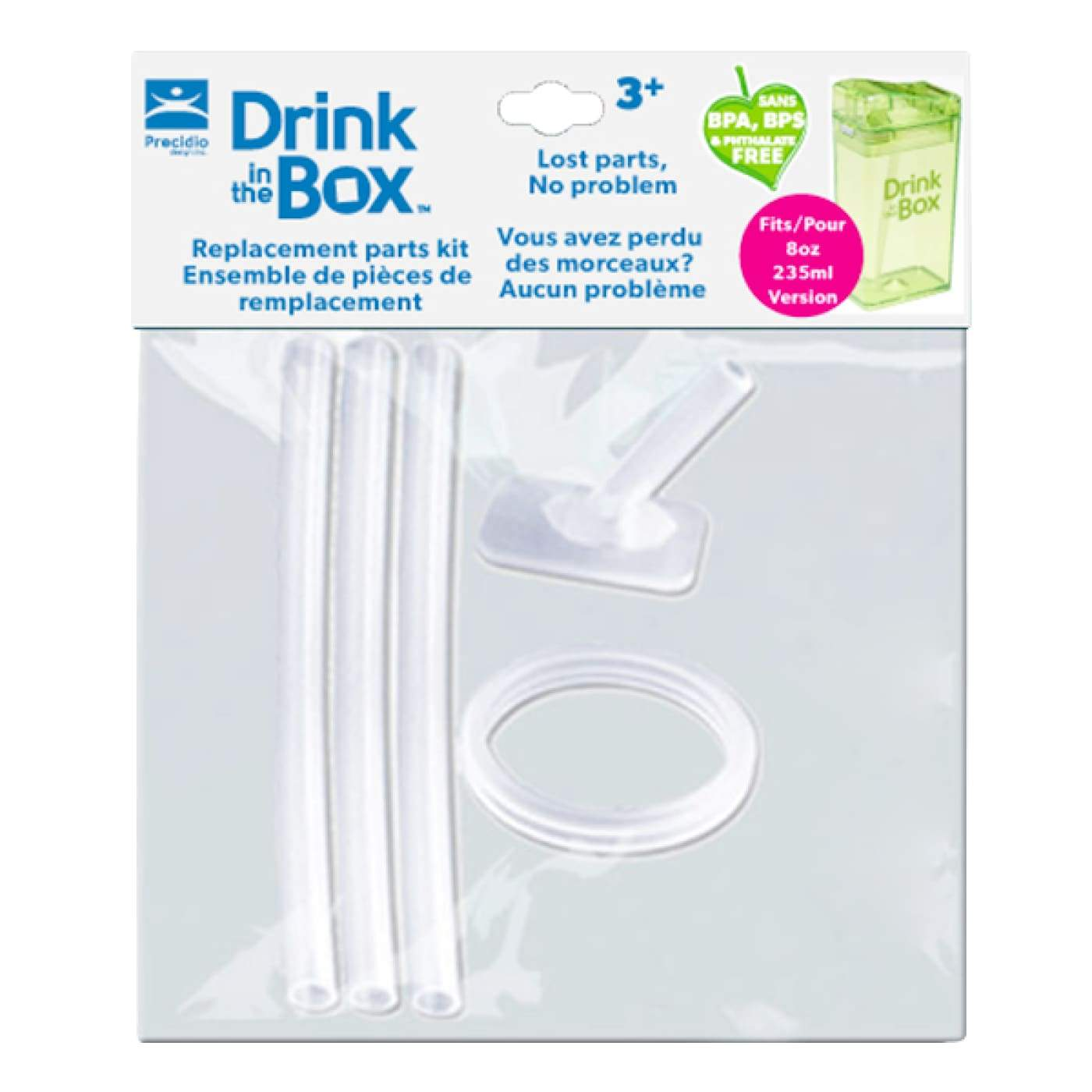 Drink In The Box - Straw S - NURSING & FEEDING - CUPS/DRINK BOTTLES