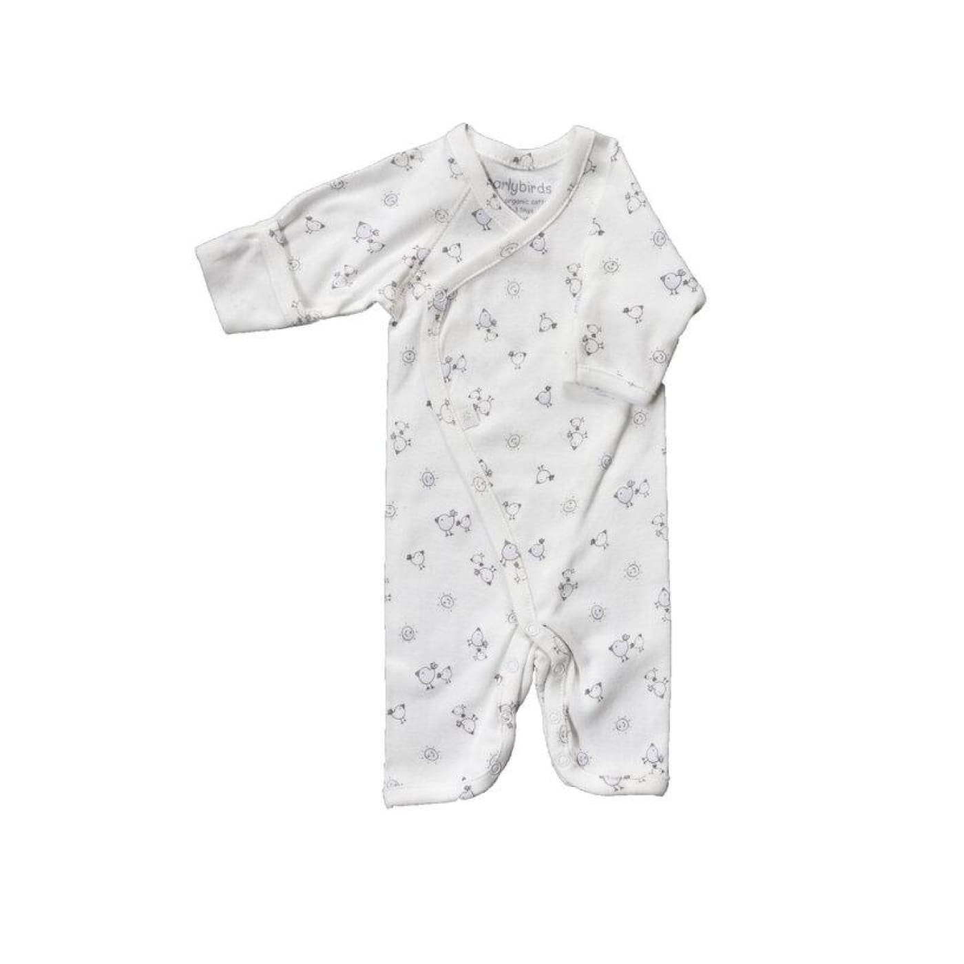 Earlybirds Organics Jumpsuit M - BABY & TODDLER CLOTHING - BODYSUITS/SETS/MIX-MATCH