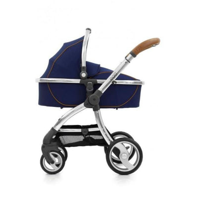 Egg Carry Cot - Regal Navy - PRAMS & STROLLERS - BASS/CARRY COTS/STANDS