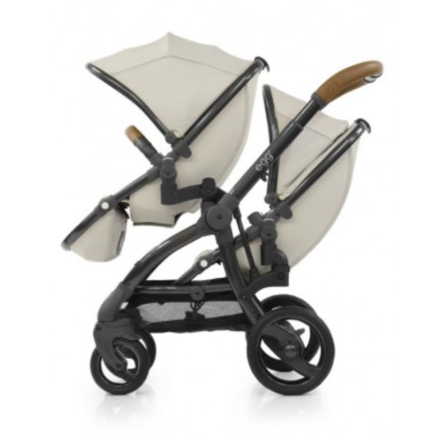 Egg Tandem - Jurassic Cream - PRAMS & STROLLERS - TODDLER SEATS/CONVERSION KITS