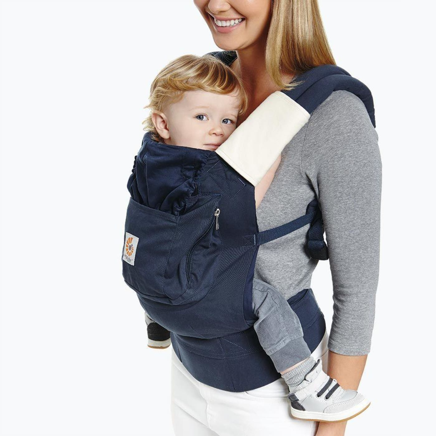 Ergobaby Teething Pads - Natural - ON THE GO - BABY CARRIERS/SLINGS