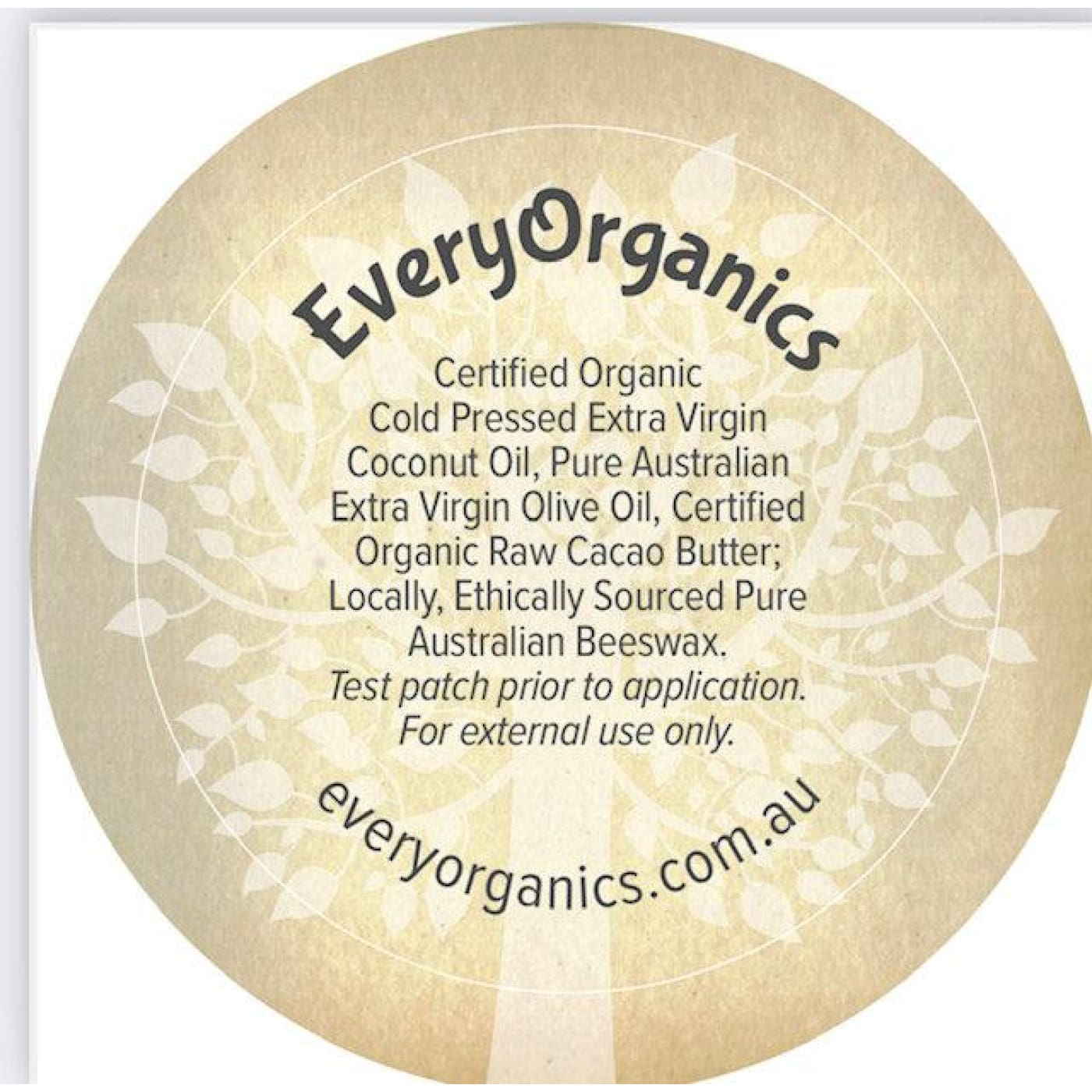 EveryOrganics Baby Balm Unscented 100mls - 100ml - HEALTH & HOME SAFETY - ORGANIC CARE