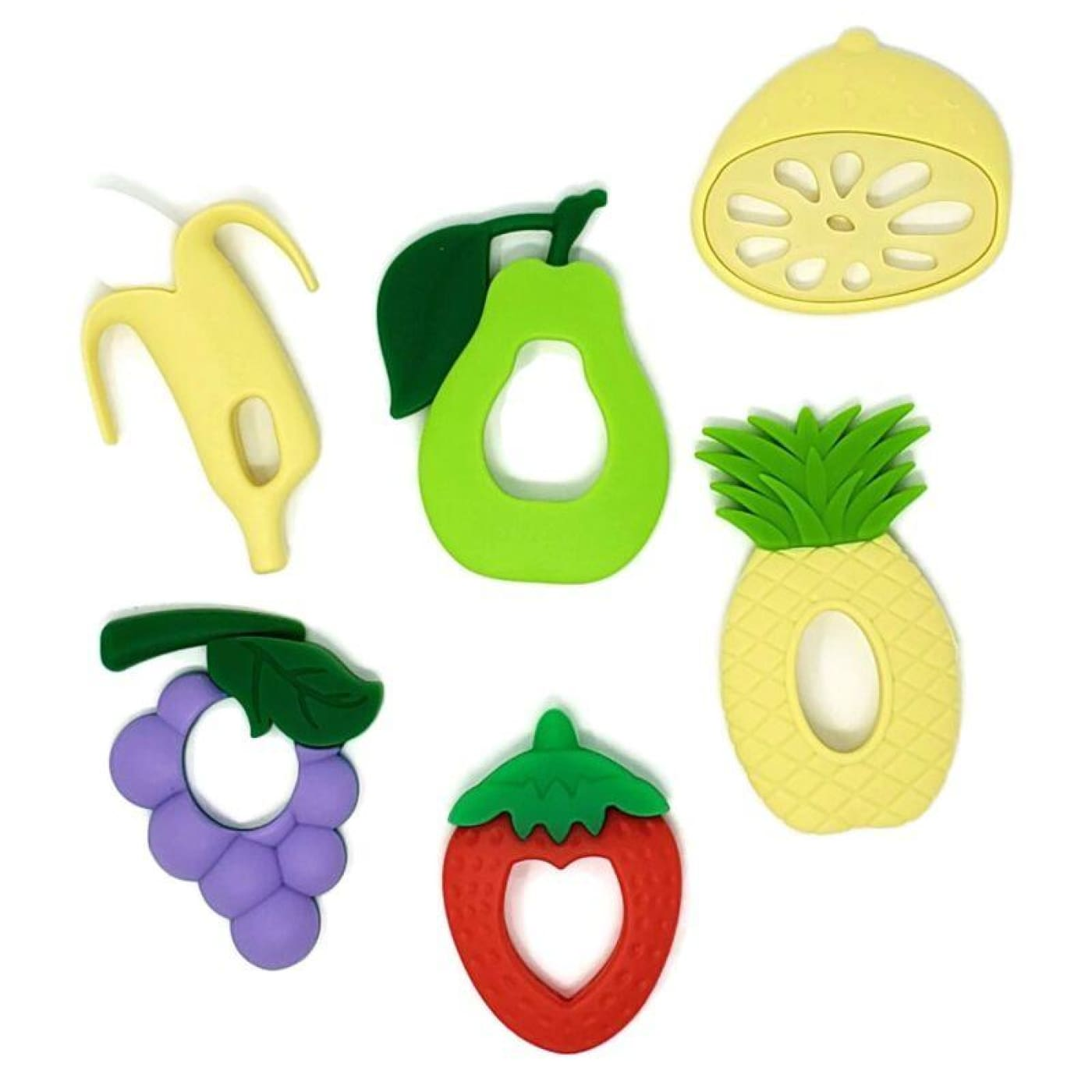Evolved Parent Co. The Chew Box Teether - Fruit - Fruit - NURSING & FEEDING - TEETHERS/TEETHING JEWELLERY