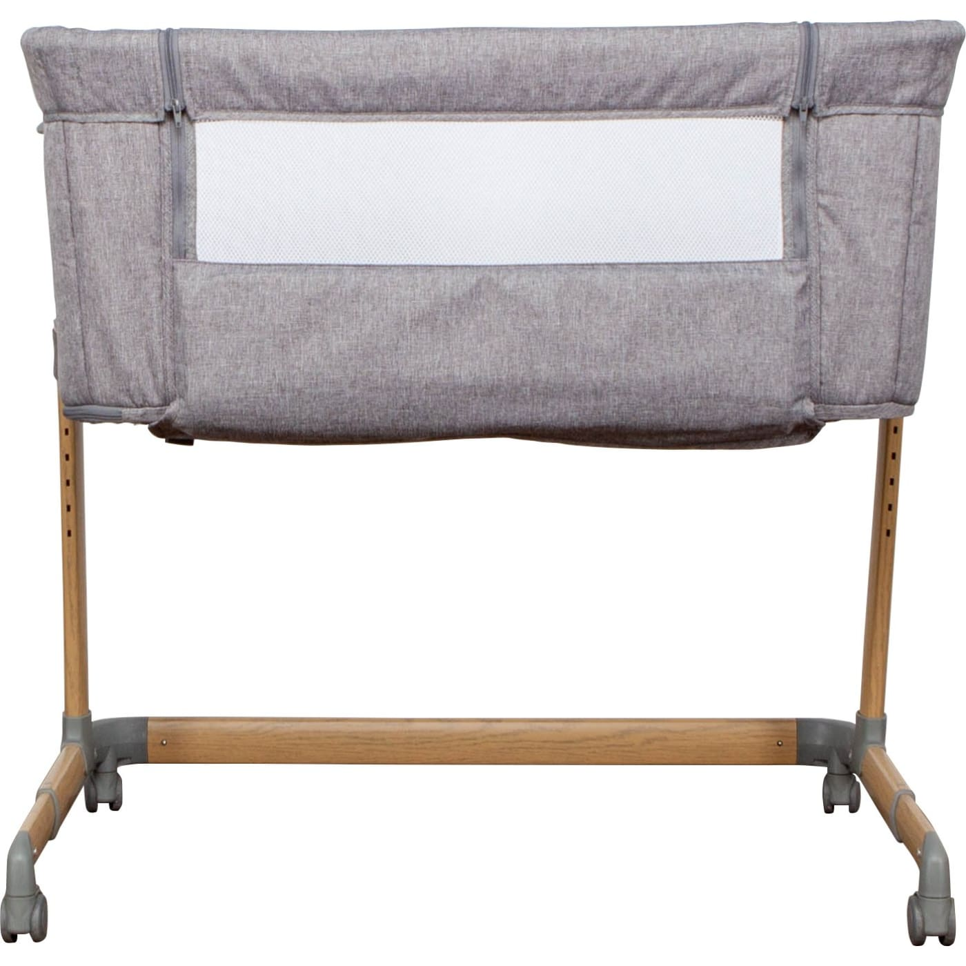 Grotime Dawn Bassinet/Bedside Sleeper - Grey - NURSERY & BEDTIME - BASSINETS/CRADLES/CO-SLEEPERS