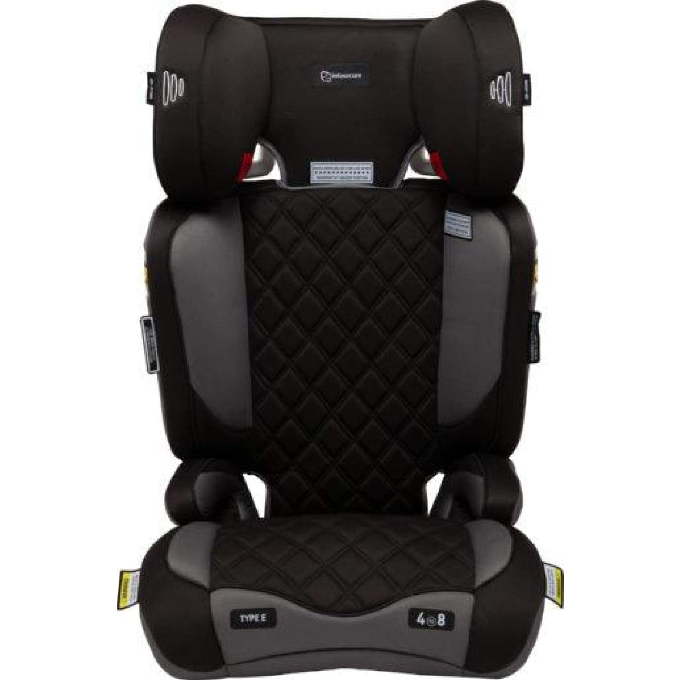 Infasecure Aspire Premium Booster Seat 4-8 years - NIGHT - Booster Seats (4-8Y)