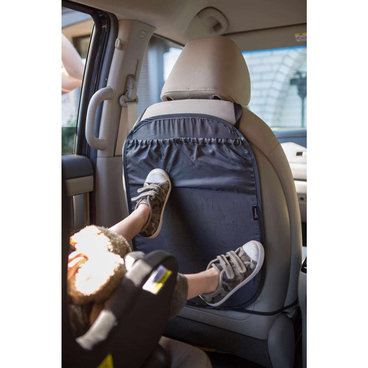 InfaSecure Scuff Mat - CAR SEATS - SEAT PROTECTORS/MIRRORS/STORAGE