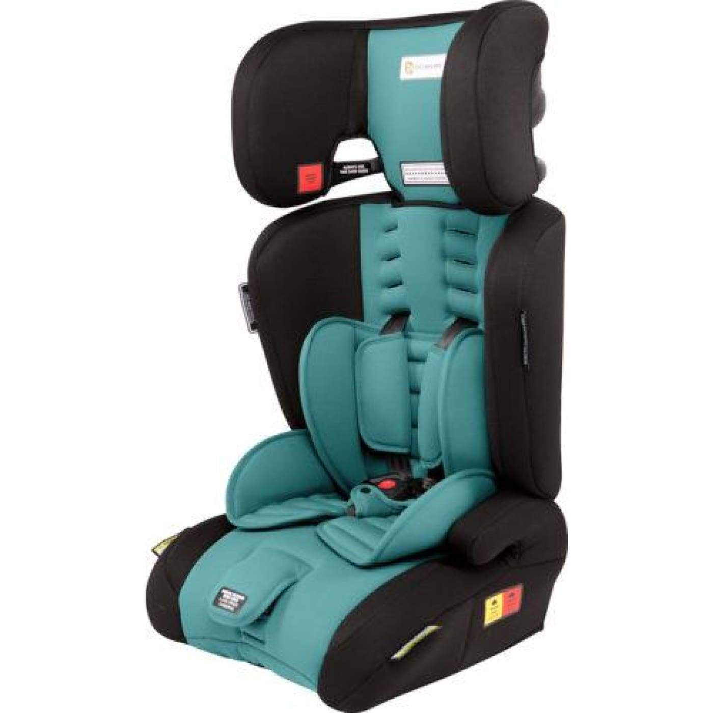 InfaSecure Visage Astra Convertible Booster 6M-8YR - Aqua - CAR SEATS - CONV BOOSTERS (6M-8YR)