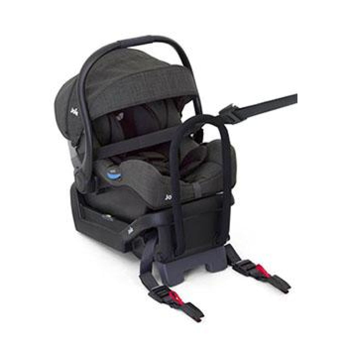 Joie I-Gemm Capsule & Base - Pavement - 0-12 Months / Pavement - CAR SEATS - CAPSULES/CARRIERS ISOFIX (UP TO 12M)