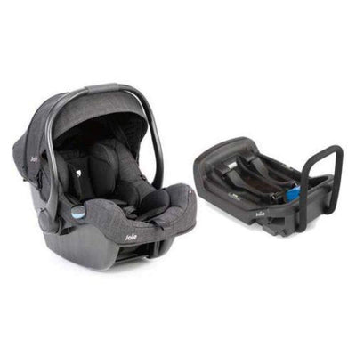 Joie I-Gemm Capsule & Base -Pavement - (ETA March) - CAR SEATS - CAPSULES/CARRIERS ISOFIX (UP TO 12M)