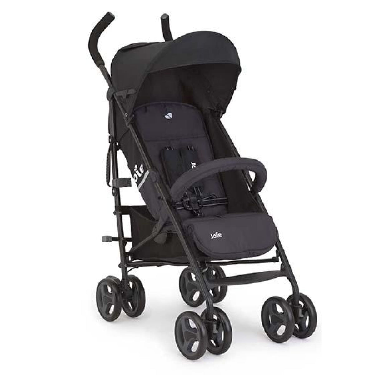 Joie Nitro LX Stroller - Two Tone Black - PRAMS & STROLLERS - 4 WHEEL