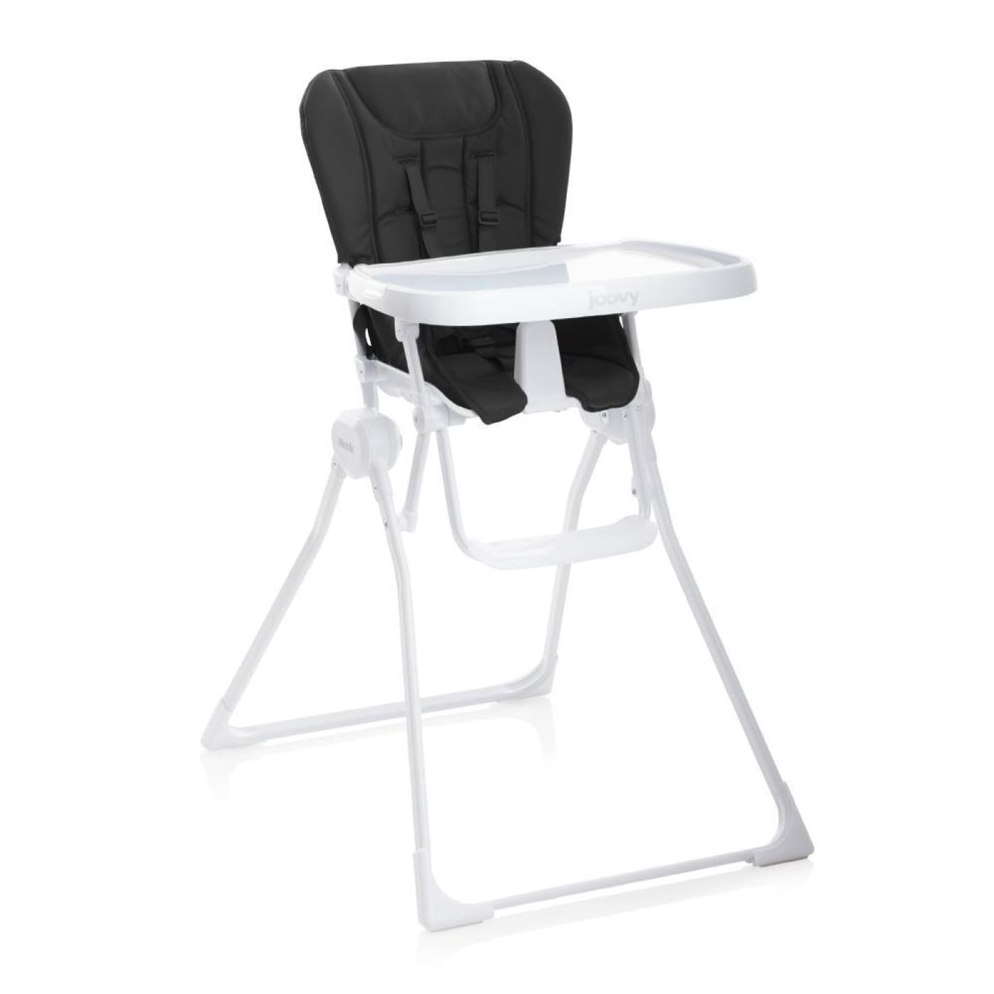 Joovy Nook Highchair - Black - Black - NURSING & FEEDING - HIGH CHAIRS/BOOSTER SEATS