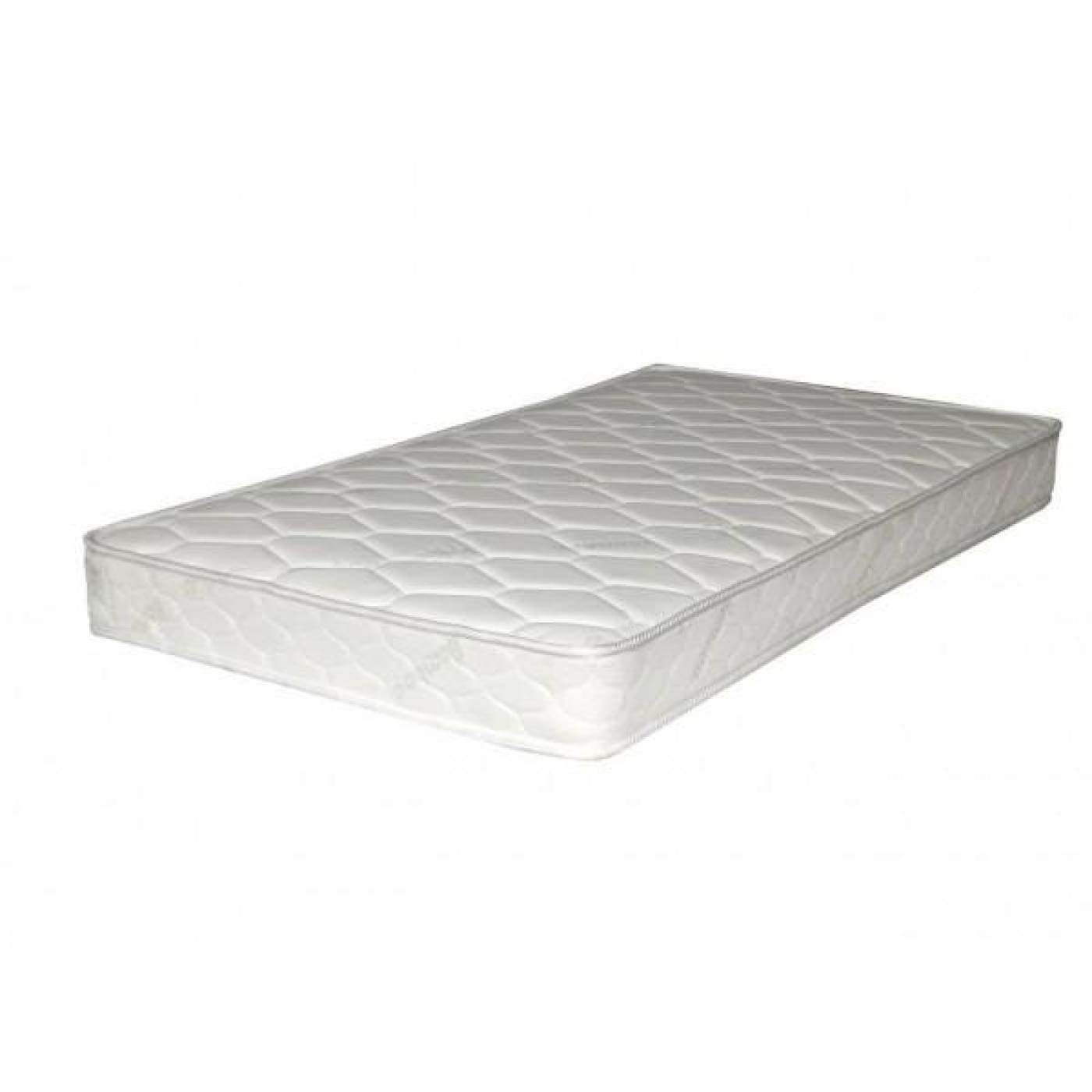 Love N Care Bamboo Organic Cot Mattress 130X69CM - NURSERY & BEDTIME - COT MATTRESSES