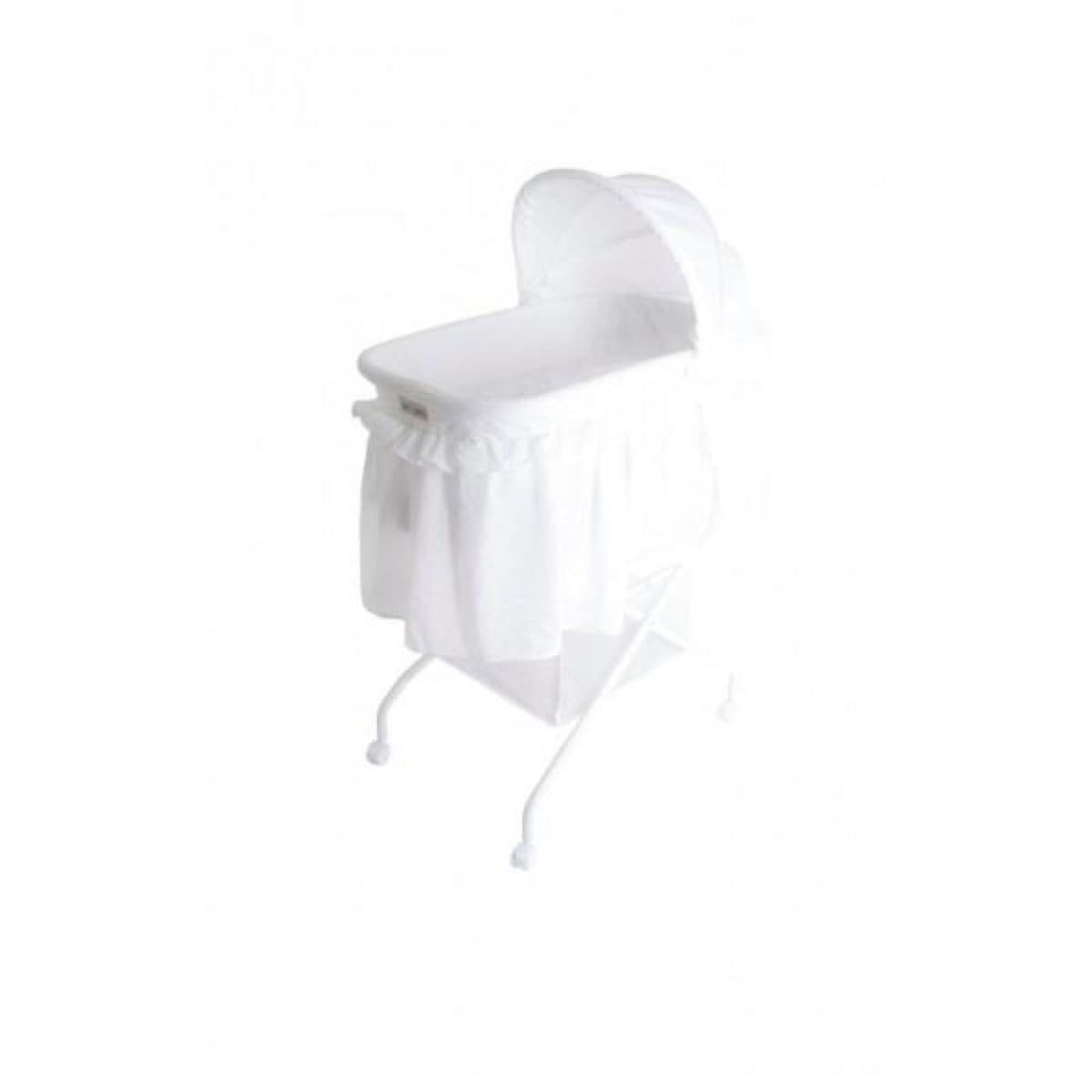Love N Care Complete Bassinet - White - NURSERY & BEDTIME - BASSINETS/CRADLES/CO-SLEEPERS