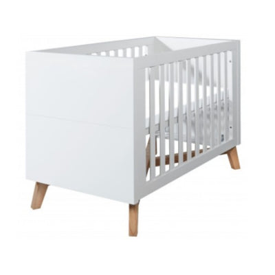 Love N Care Fjord Cot - White - NURSERY & BEDTIME - COTS