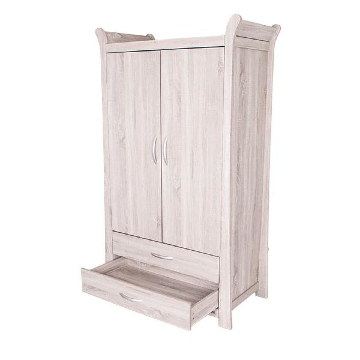 Love N Care Noble Wardrobe (Regal) - Ash - NURSERY & BEDTIME - WARDROBES