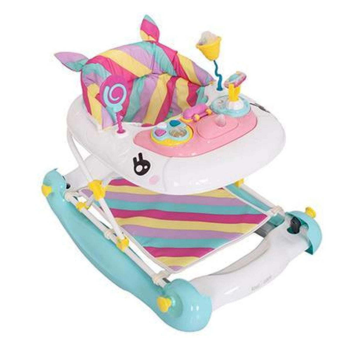 Love N Care Unicorn Walker - Unicorn - TOYS & PLAY - WALKERS/ACTIVITY CENTRES