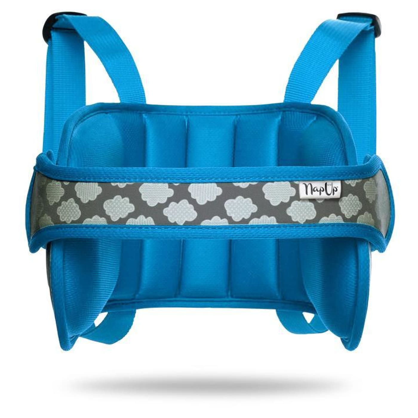 Nap Up - Aqua - CAR SEATS - HEAD SUPPORTS/HARNESS COVERS