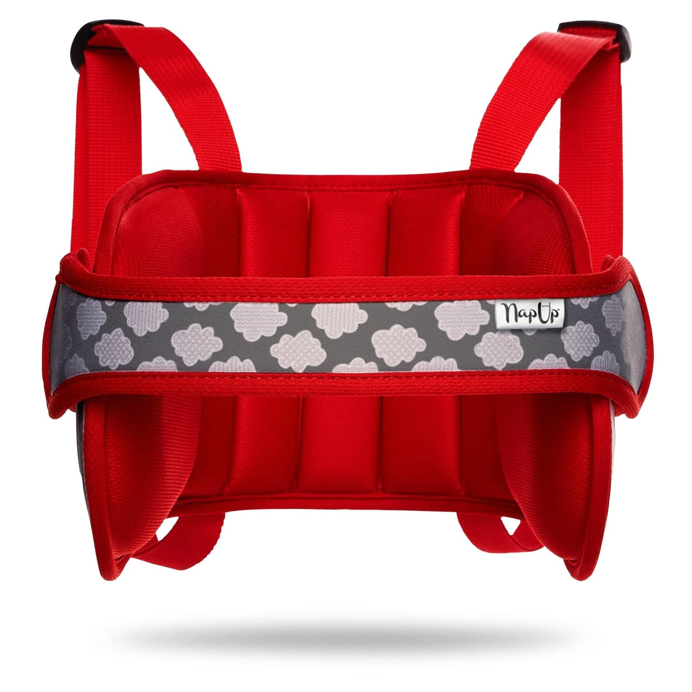 Nap Up - Red - CAR SEATS - HEAD SUPPORTS/HARNESS COVERS