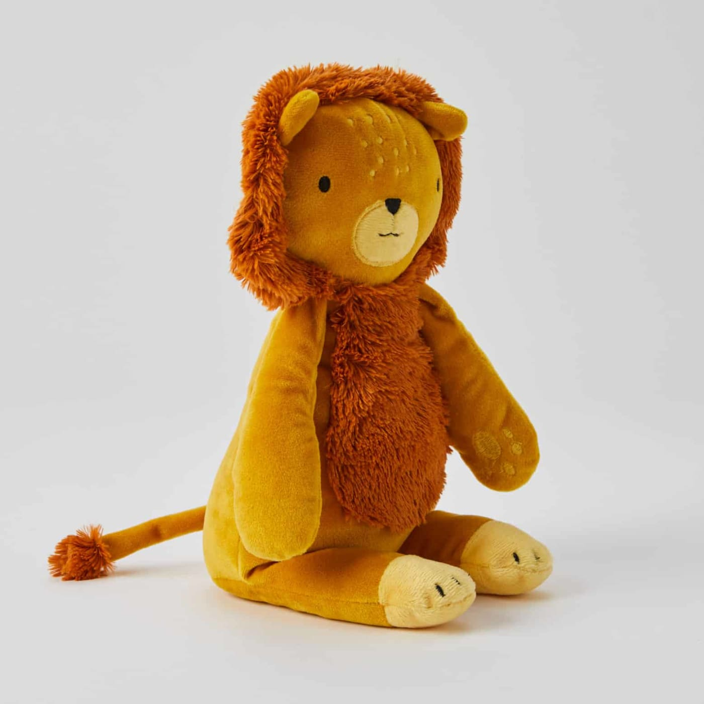 Nordic Kids Plush Toy - Edgar Lion - 38cm / Lion - TOYS & PLAY - PLUSH TOYS