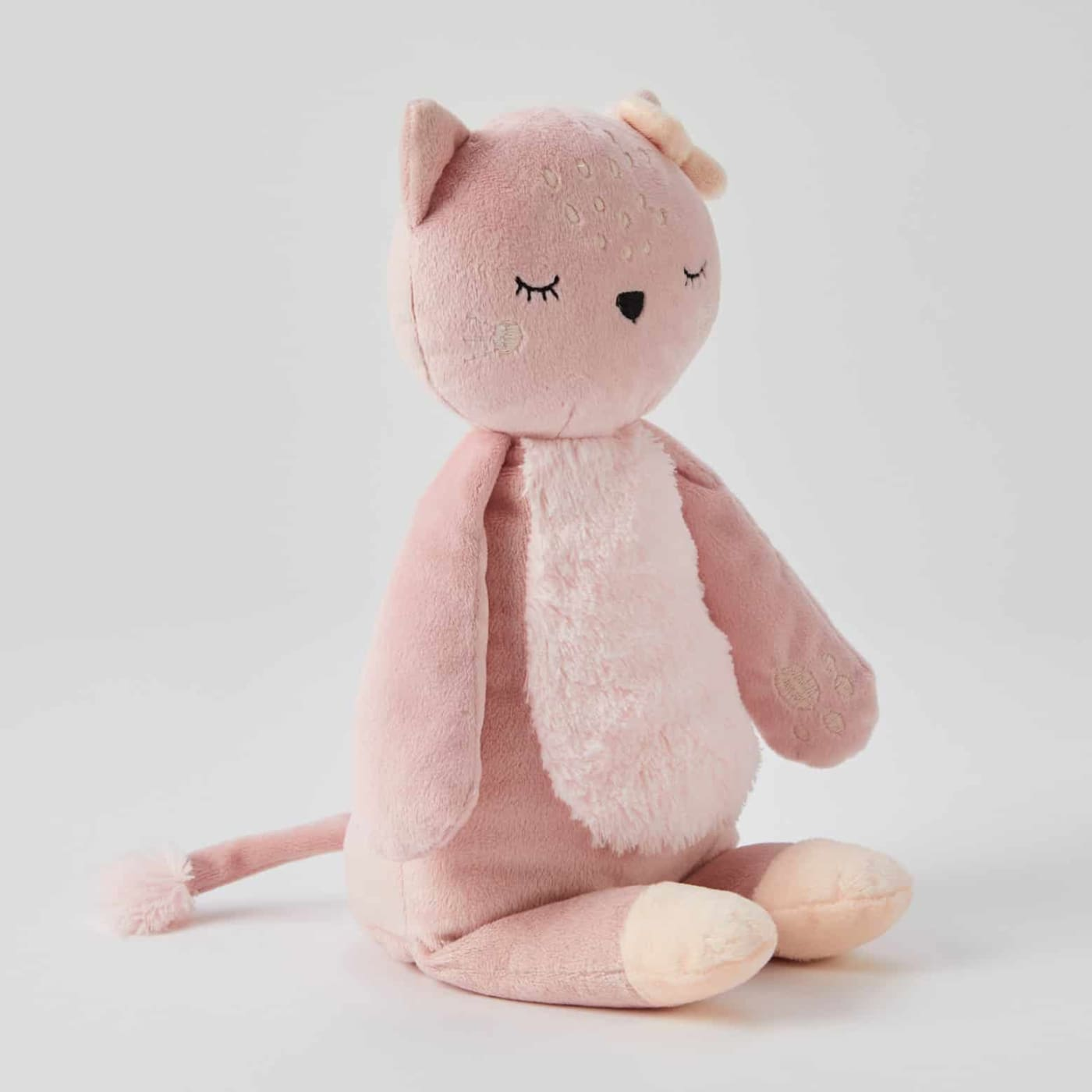 Nordic Kids Plush Toy - Fleur Cat - 38cm / Cat - TOYS & PLAY - PLUSH TOYS