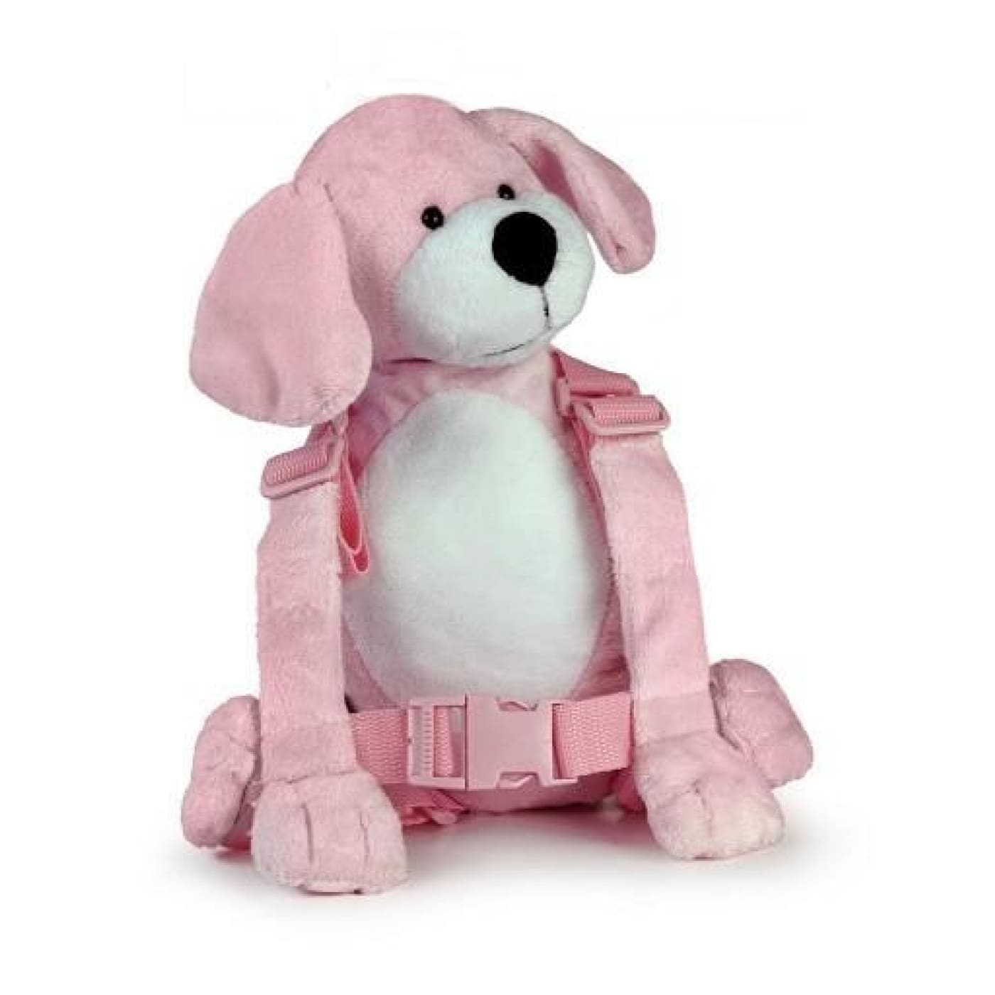 Playette 2 in 1 Harness Buddy - Pink Puppy - ON THE GO - SAFETY HARNESSES