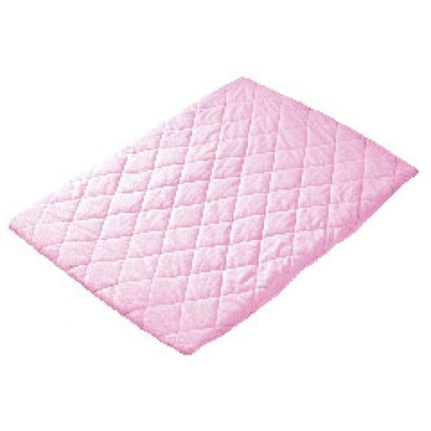 Playette Travel Cot Quilted/Padded Sheet - Pink - ON THE GO - PORTACOTS/ACCESSORIES