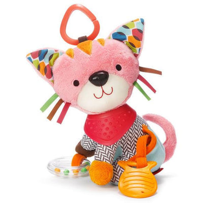 Skip Hop Bandana Buddies - Kitty - TOYS & PLAY - PLUSH TOYS