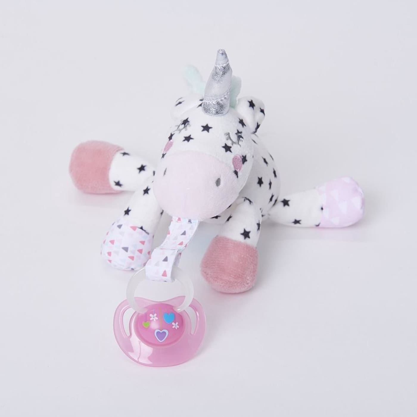 Skip Hop Bubble Soother Buddy - Sparkle the Unicorn - Unicorn - TOYS & PLAY - BLANKIES/COMFORTERS/RATTLES
