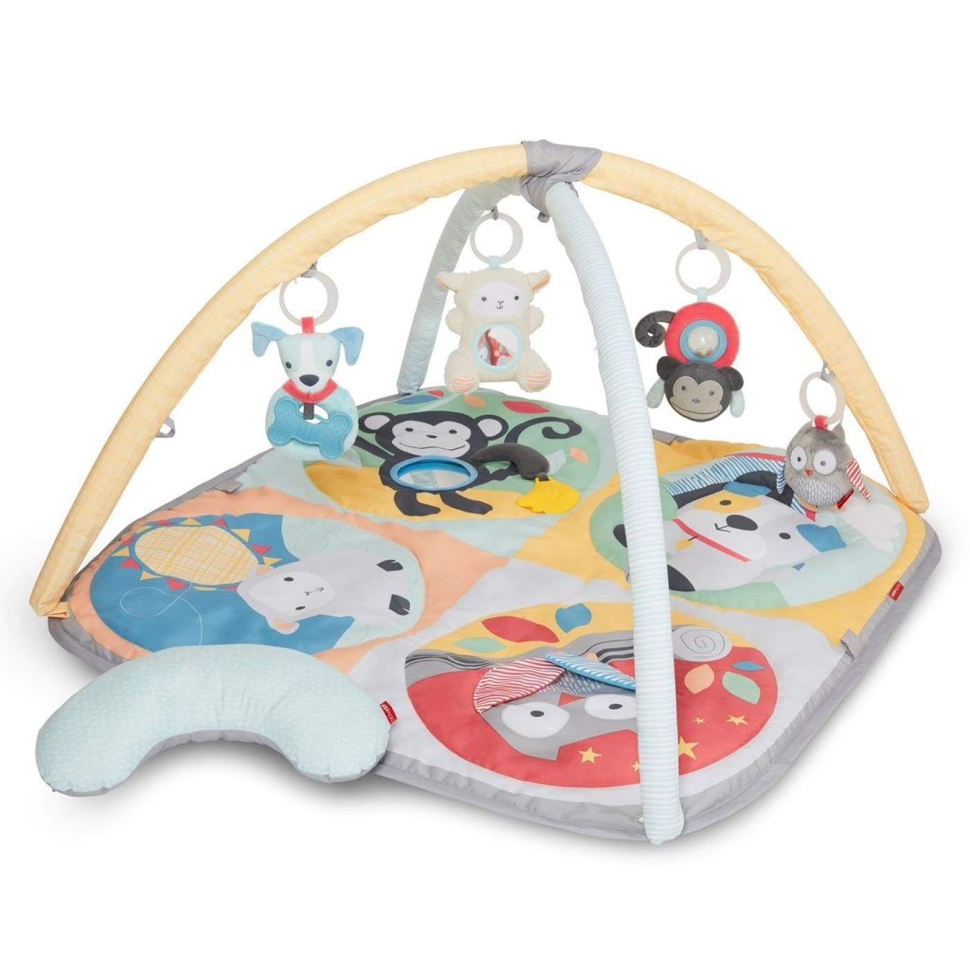 Skip Hop Hu & Hide Activity Gym - TOYS & PLAY - PLAY MATS/GYMS