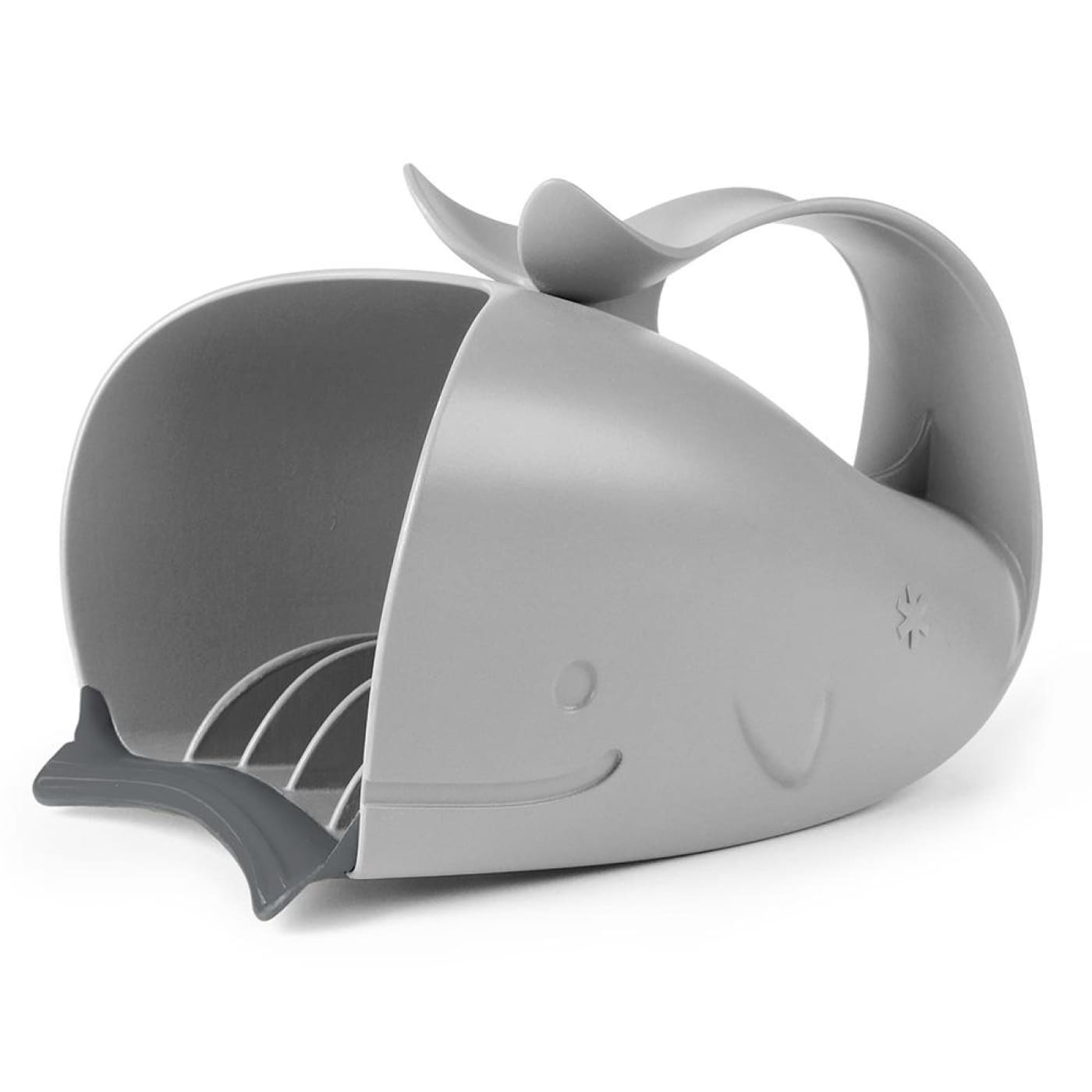 Skip Hop Moby Waterfall Rinser - Grey - BATHTIME & CHANGING - BATH TOYS/AIDS