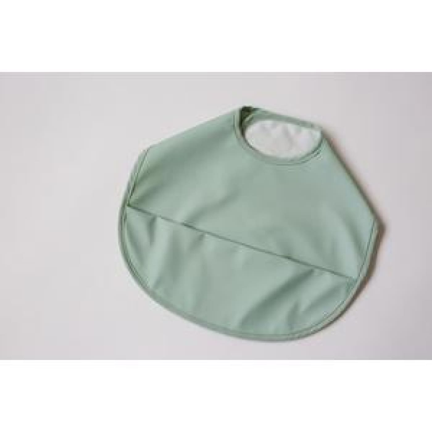 Snuggle Hunny Kids Snuggle Waterproof Bib - Sage - Sage - NURSING & FEEDING - BIBS/BURP CLOTHS