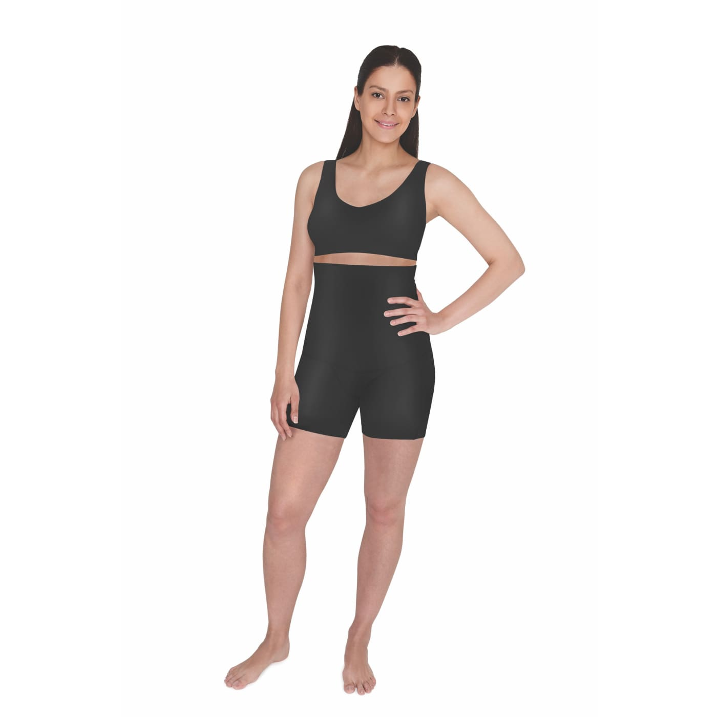 SRC Recovery Mini - Black XXS - FOR MUM - MATERNITY SUPPORT GARMENTS (PRE/POST)