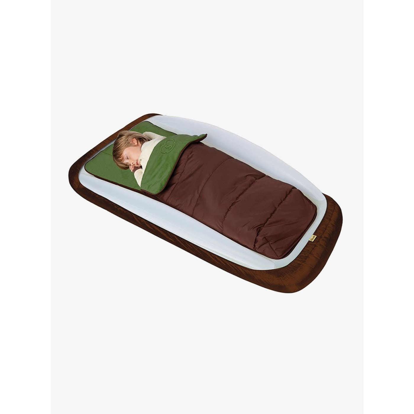 The Shrunks Outdoor Toddler Travel Bed Bundle - ON THE GO - PORTACOTS/ACCESSORIES