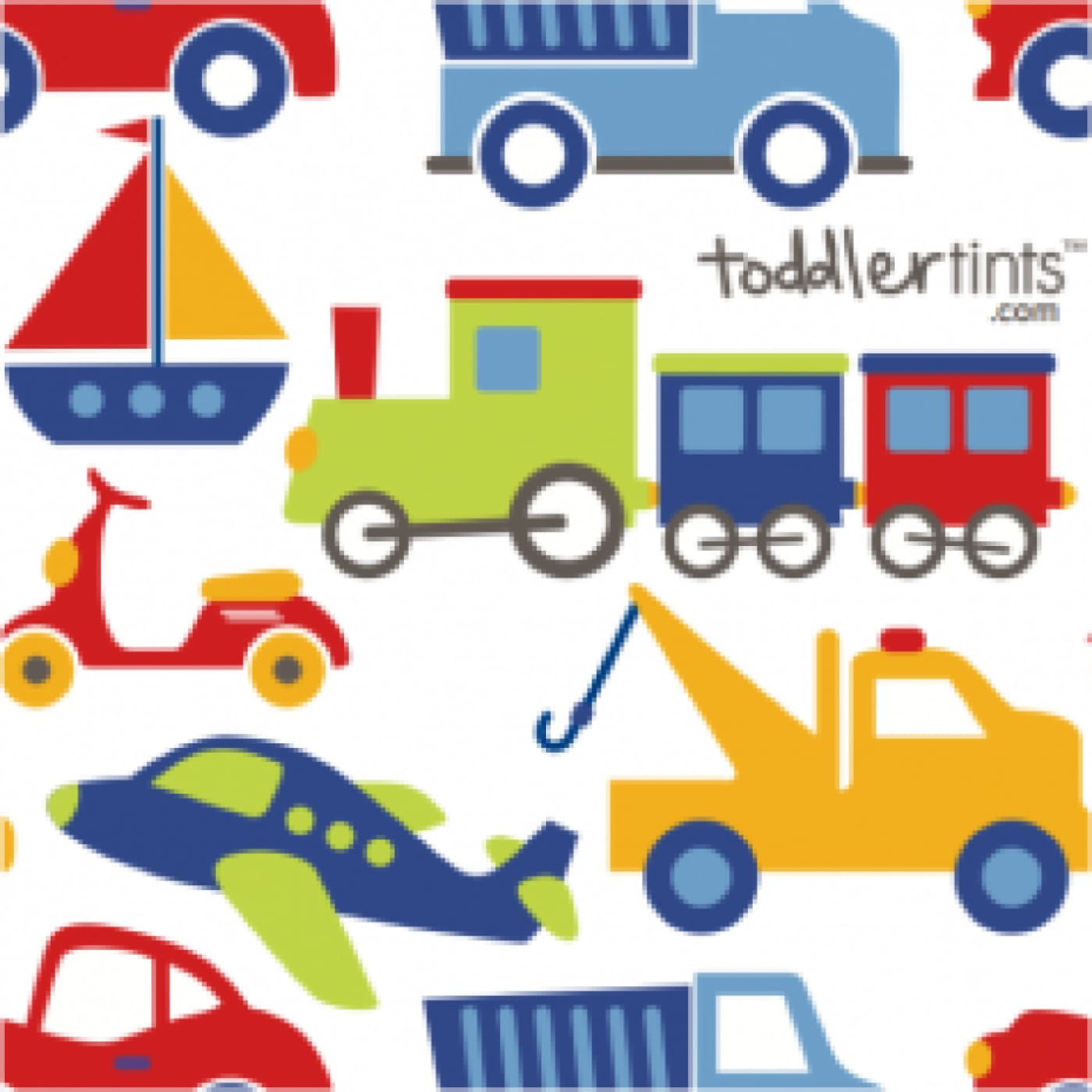 Toddler Tints - Brmm Beep Whoosh - CAR SEATS - SUNSHADES/WEATHERSHIELDS