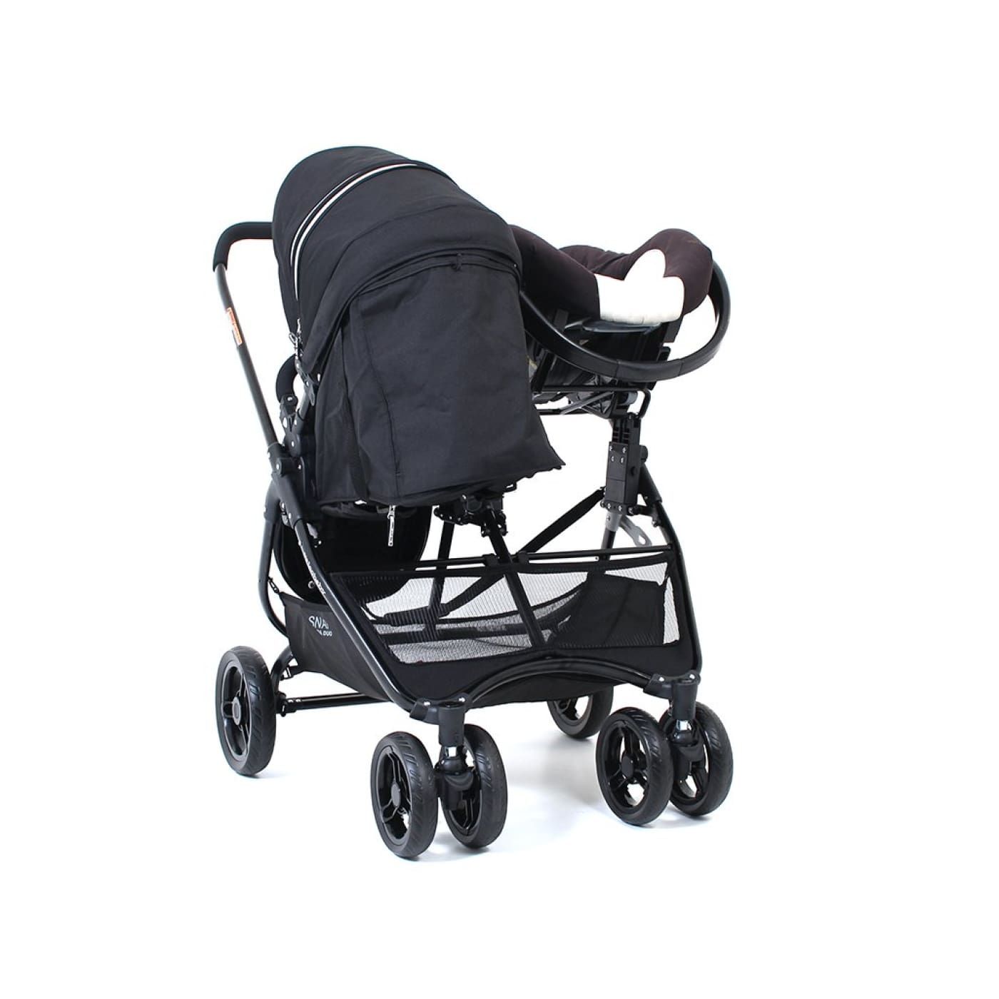 Valco Baby Adaptor B Secondary for Snap Ultra Duo (Britax/Maxi Cosi/Gemm) - PRAMS & STROLLERS - ADAPTORS FOR TRAV SYS