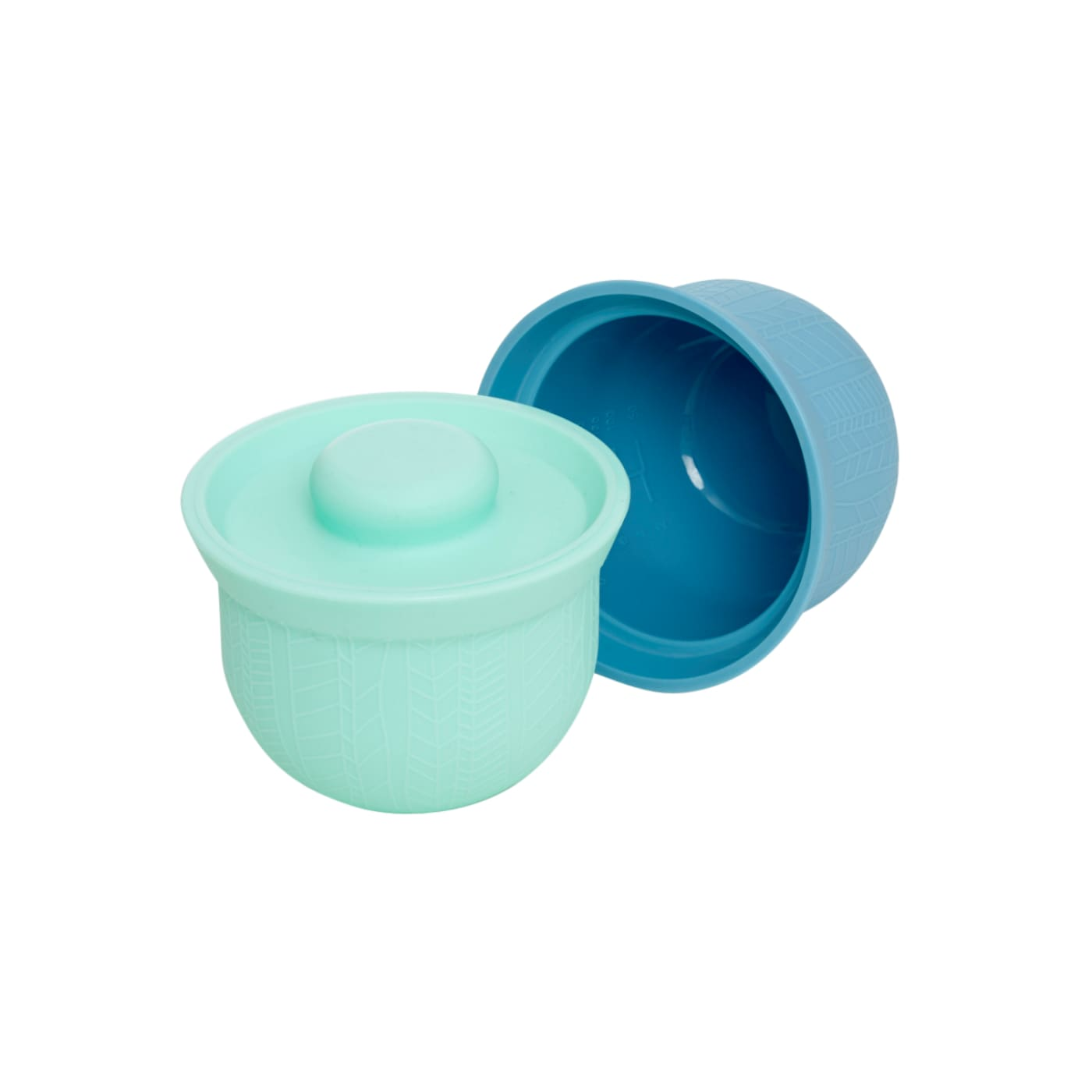 Weanmeister Adora Bowls Mint/Teal - NURSING & FEEDING - CUTLERY/PLATES/BOWLS/TOYS