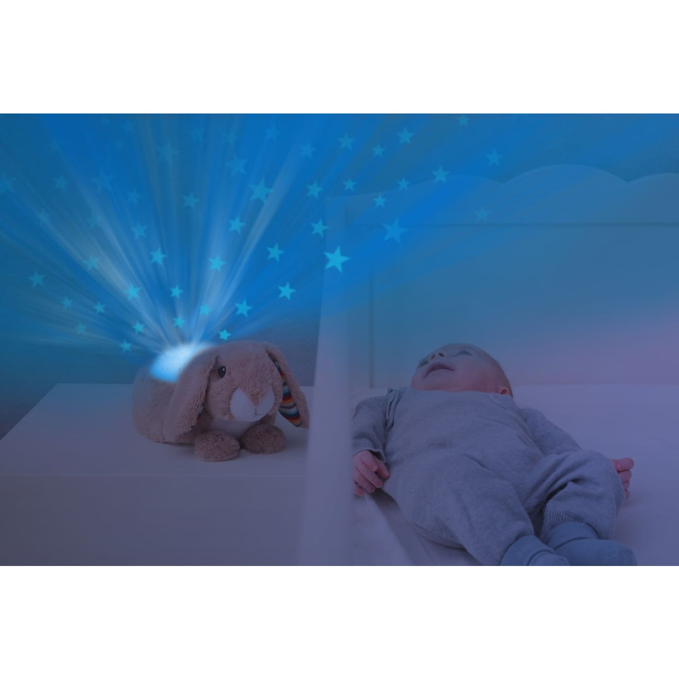 Zazu - Musical star projector RUBY - NURSERY & BEDTIME - SLEEP AIDS/NIGHT LIGHTS