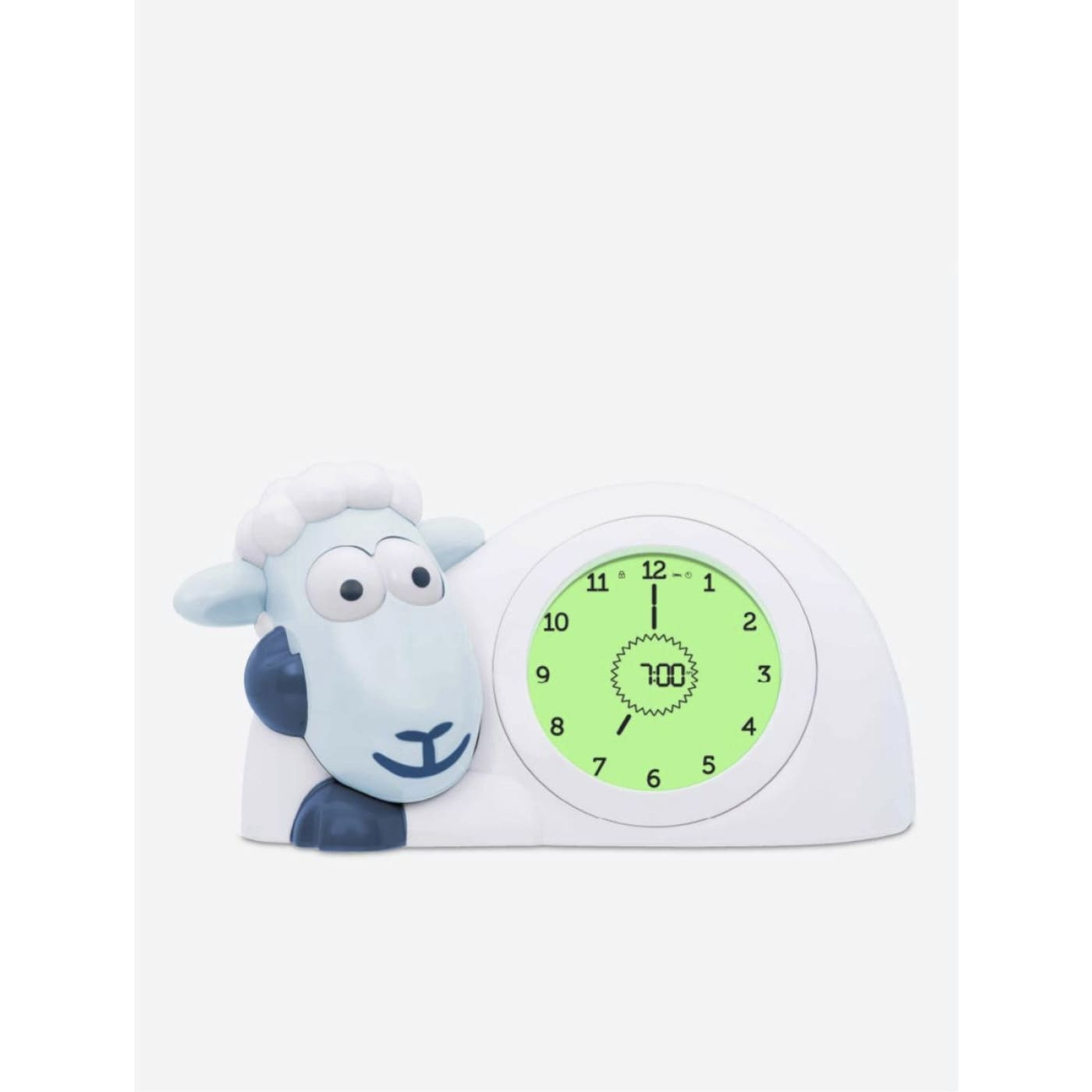 ZAZU Sleeptrainer SAM - Blue - Blue - NURSERY & BEDTIME - SLEEP AIDS/NIGHT LIGHTS