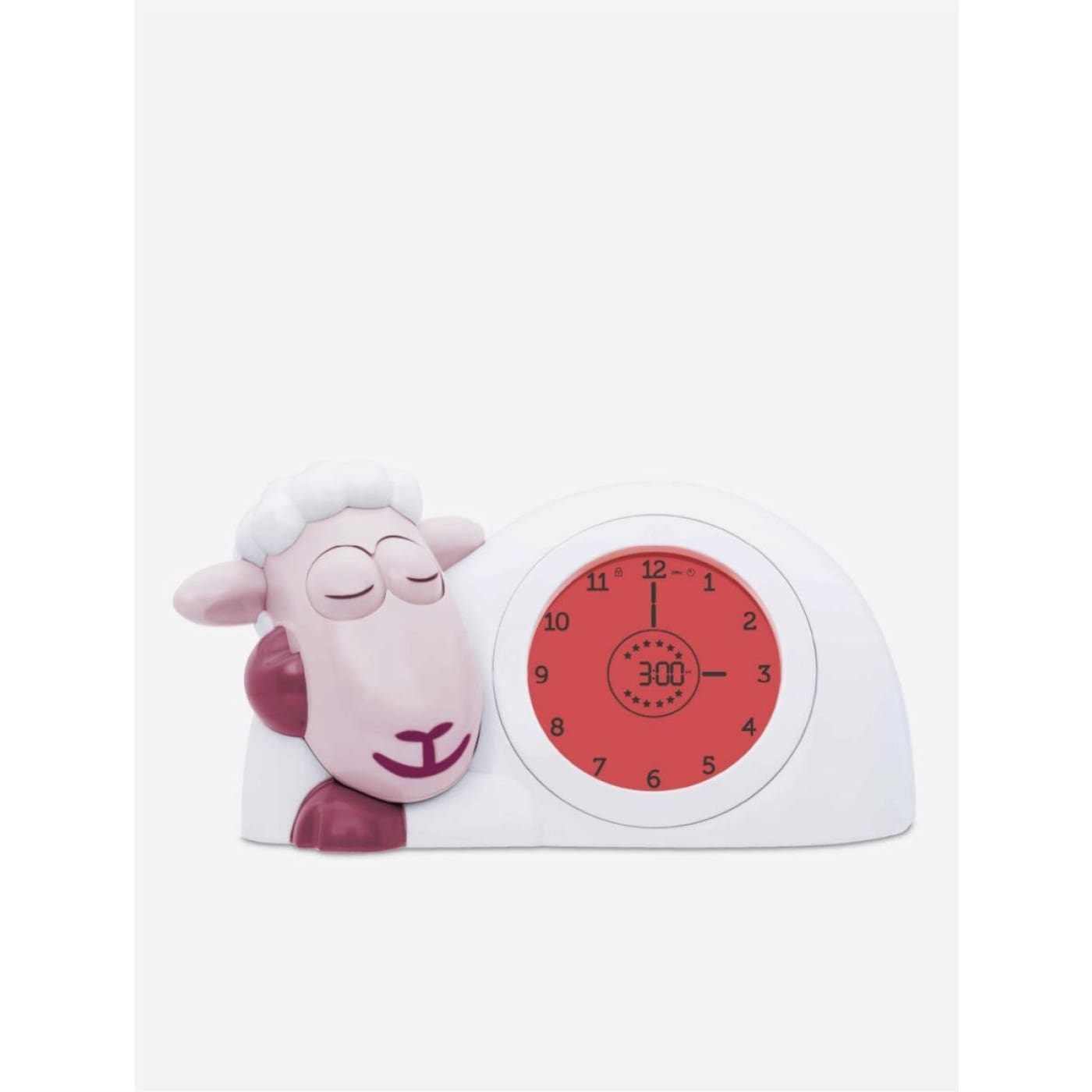 ZAZU Sleeptrainer SAM - Pink - Pink - NURSERY & BEDTIME - SLEEP AIDS/NIGHT LIGHTS
