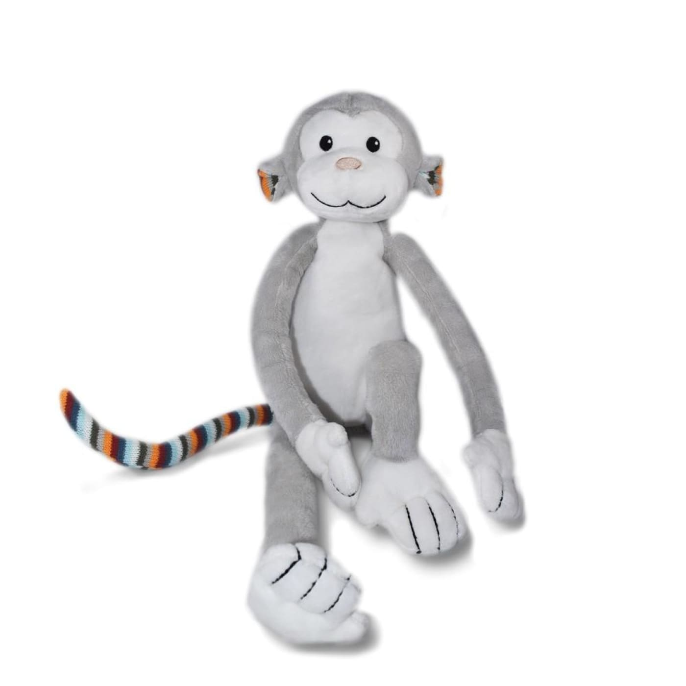 Zazu Soft Toy Nightlight with Melodies - Max - Monkey - NURSERY & BEDTIME - SLEEP AIDS/NIGHT LIGHTS