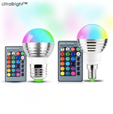 UltraBright™ Color Changing LED Light Bulb