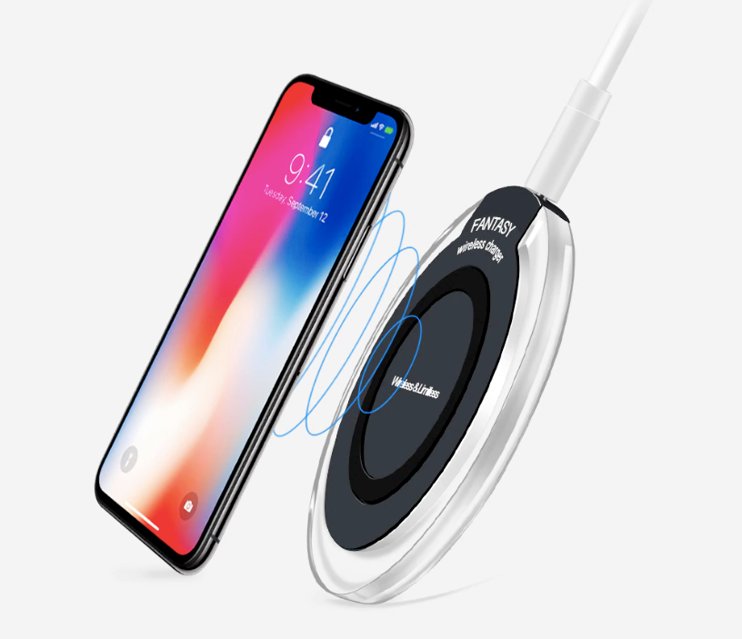 Fast Wireless Charger Qi Cerified