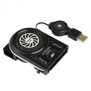 Accelerated Laptop Cooling Fan