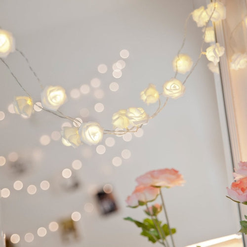 White Rose Lights