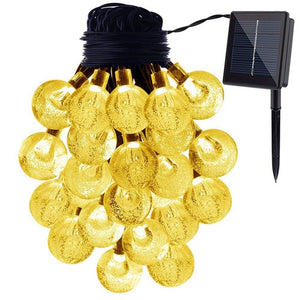 Crystal Ball Solar Lights