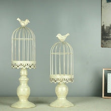 Load image into Gallery viewer, Bird Cage Candle Holder