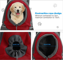 Load image into Gallery viewer, Pet Carrier Back Pack