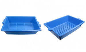 3x Litter Trays