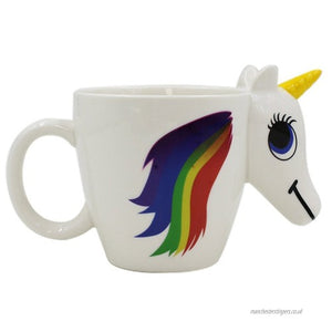 Colour Changing Unicorn Cup