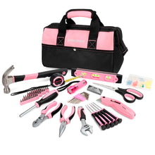 Load image into Gallery viewer, 75pcs Pink Household Tools